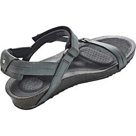 Teva Ysidro Universal Metallic Sandals Women gunmetal